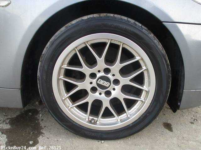 Used 2004 AT BMW 5 Series GH-NA30 Image[8]