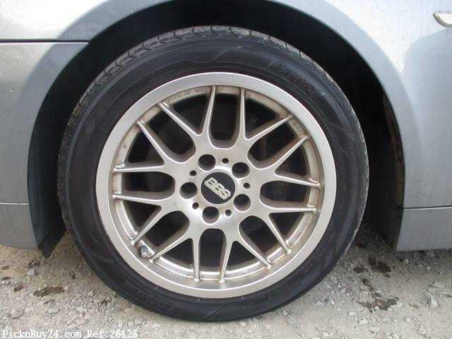 Used 2004 AT BMW 5 Series GH-NA30 Image[11]