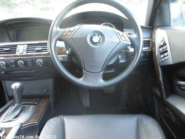Used 2004 AT BMW 5 Series GH-NA30 Image[16]