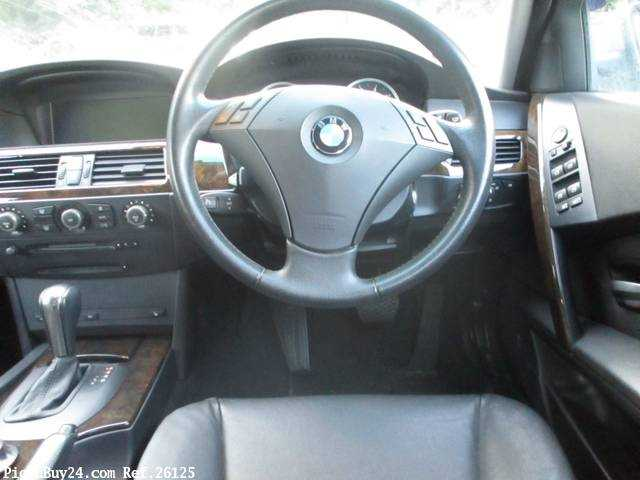Used 2004 AT BMW 5 Series GH-NA30 Image[16]