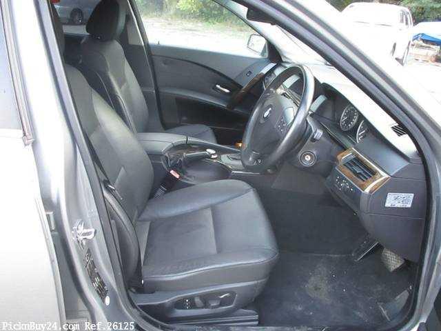 Used 2004 AT BMW 5 Series GH-NA30 Image[18]