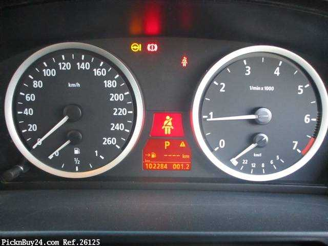 Used 2004 AT BMW 5 Series GH-NA30 Image[21]