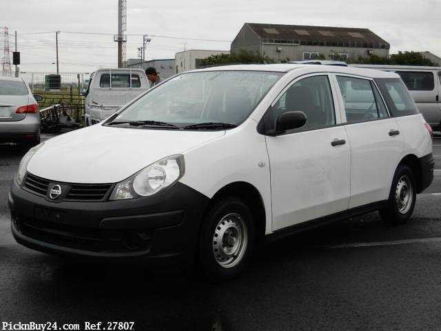 2008 AT Nissan Ad Van DBF-VY12 for sale | Carpaydiem