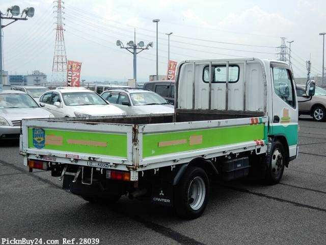 Used 2004 MT Mitsubishi Canter PA-FE70DB Image[3]