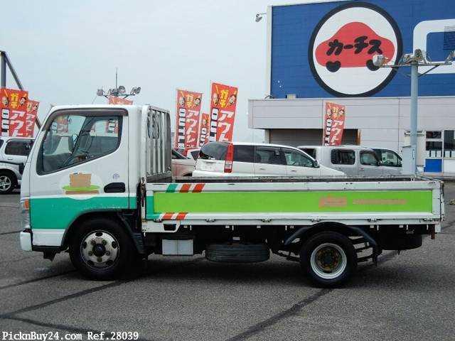 Used 2004 MT Mitsubishi Canter PA-FE70DB Image[5]
