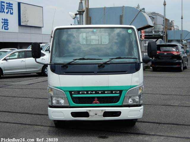 Used 2004 MT Mitsubishi Canter PA-FE70DB Image[6]