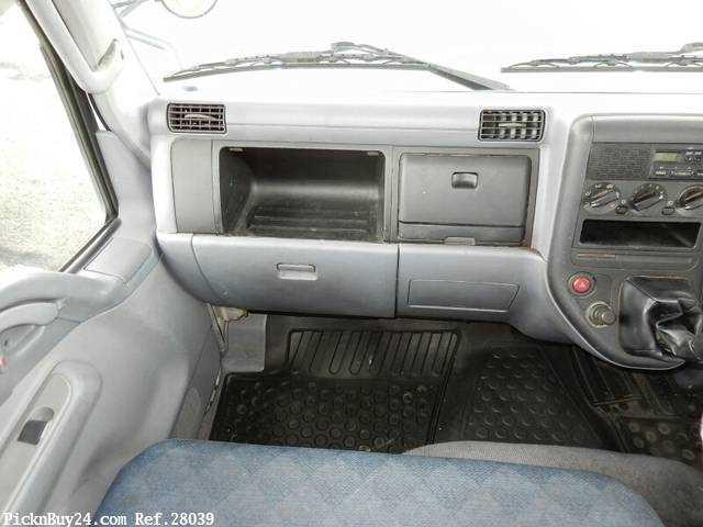 Used 2004 MT Mitsubishi Canter PA-FE70DB Image[16]