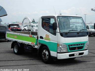 Mitsubishi Canter 2004 from Japan