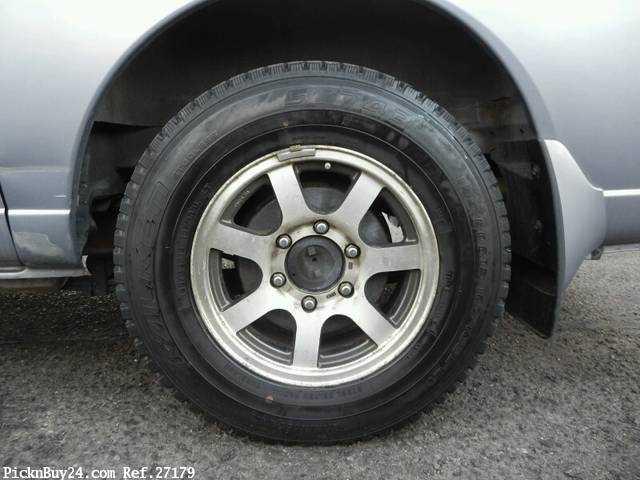 Used 2001 AT Nissan Caravan Van GE-VPE25 Image[10]