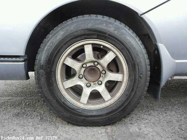 Used 2001 AT Nissan Caravan Van GE-VPE25 Image[11]