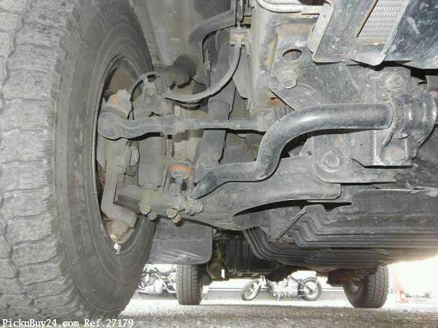 Used 2001 AT Nissan Caravan Van GE-VPE25 Image[12]