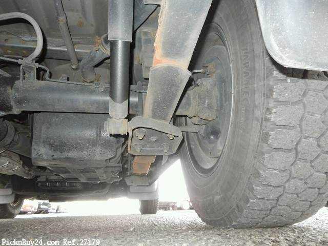 Used 2001 AT Nissan Caravan Van GE-VPE25 Image[13]