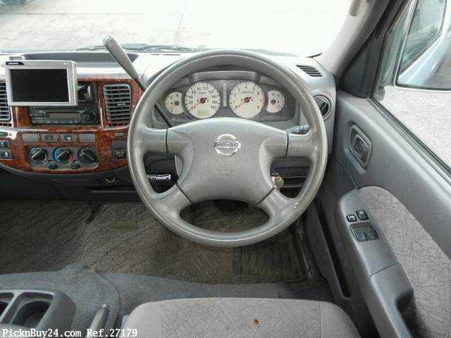 Used 2001 AT Nissan Caravan Van GE-VPE25 Image[16]