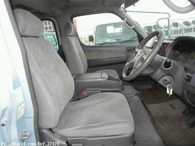Used 2001 AT Nissan Caravan Van GE-VPE25 Image[18]