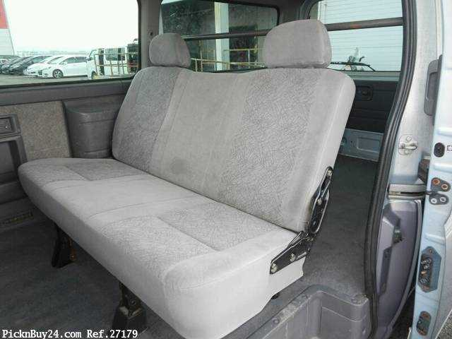 Used 2001 AT Nissan Caravan Van GE-VPE25 Image[19]