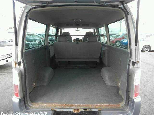 Used 2001 AT Nissan Caravan Van GE-VPE25 Image[20]