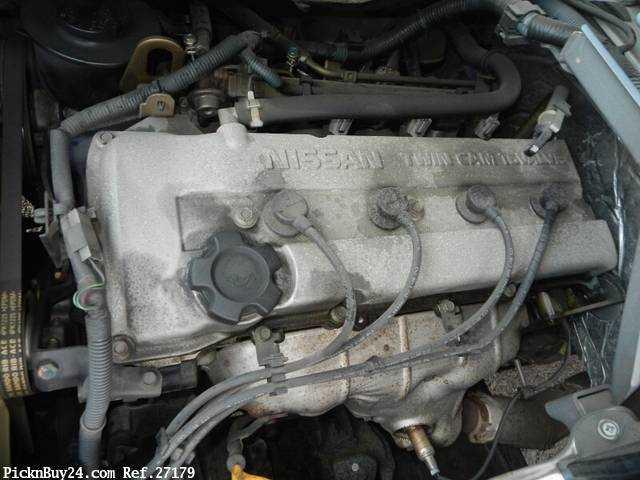 Used 2001 AT Nissan Caravan Van GE-VPE25 Image[22]