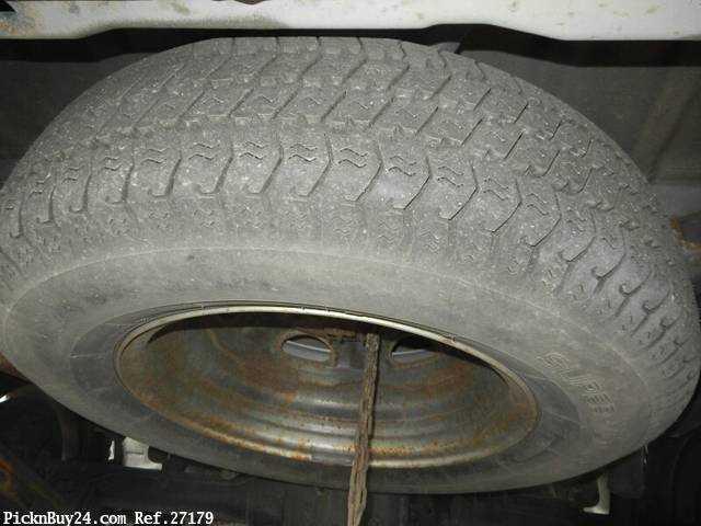 Used 2001 AT Nissan Caravan Van GE-VPE25 Image[26]