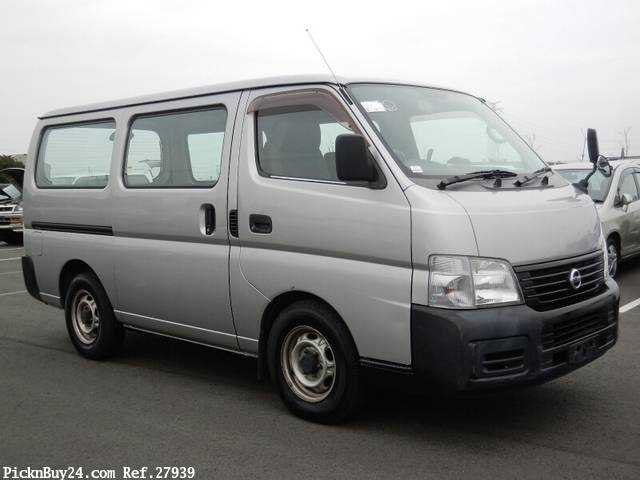 Used 2003 AT Nissan Caravan Van LC-VPE25
