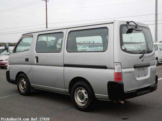Used 2003 AT Nissan Caravan Van LC-VPE25 Image[1]