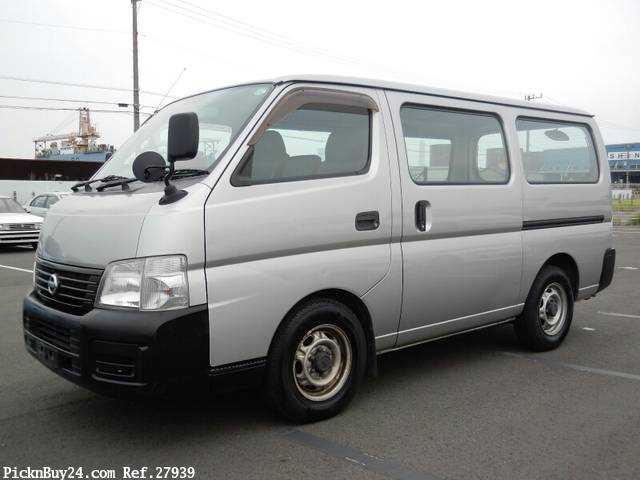 Used 2003 AT Nissan Caravan Van LC-VPE25 Image[2]