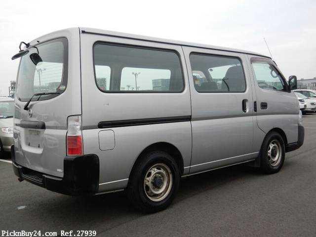Used 2003 AT Nissan Caravan Van LC-VPE25 Image[3]