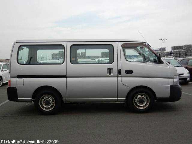 Used 2003 AT Nissan Caravan Van LC-VPE25 Image[4]
