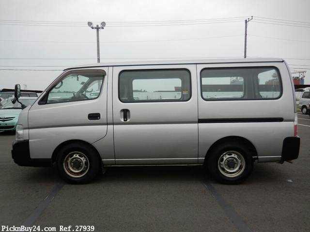Used 2003 AT Nissan Caravan Van LC-VPE25 Image[5]