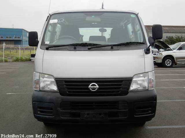 Used 2003 AT Nissan Caravan Van LC-VPE25 Image[6]