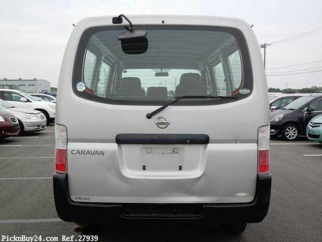 Used 2003 AT Nissan Caravan Van LC-VPE25 Image[7]