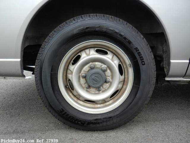 Used 2003 AT Nissan Caravan Van LC-VPE25 Image[8]