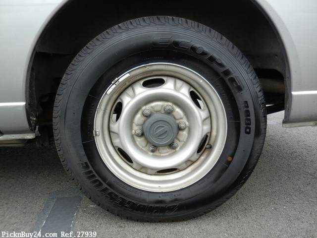 Used 2003 AT Nissan Caravan Van LC-VPE25 Image[9]