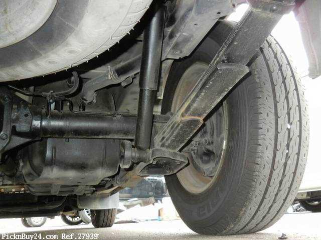 Used 2003 AT Nissan Caravan Van LC-VPE25 Image[13]