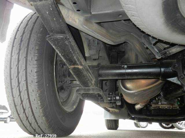 Used 2003 AT Nissan Caravan Van LC-VPE25 Image[14]