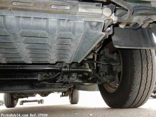 Used 2003 AT Nissan Caravan Van LC-VPE25 Image[15]