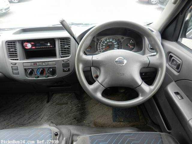 Used 2003 AT Nissan Caravan Van LC-VPE25 Image[16]