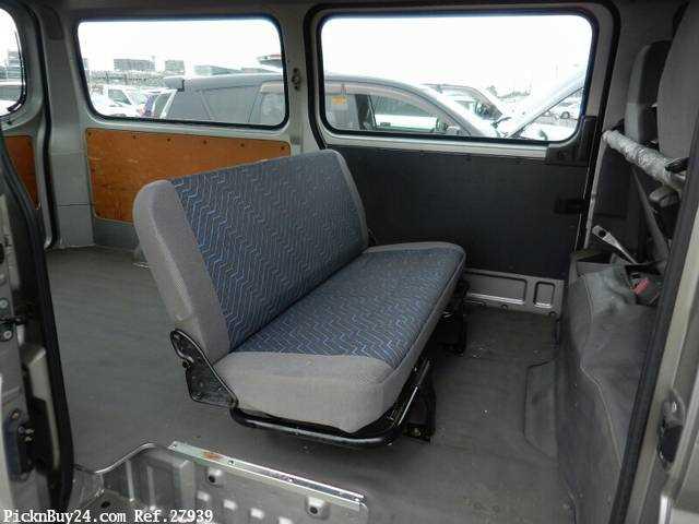 Used 2003 AT Nissan Caravan Van LC-VPE25 Image[19]