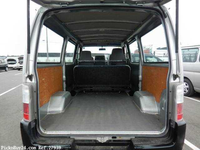 Used 2003 AT Nissan Caravan Van LC-VPE25 Image[20]