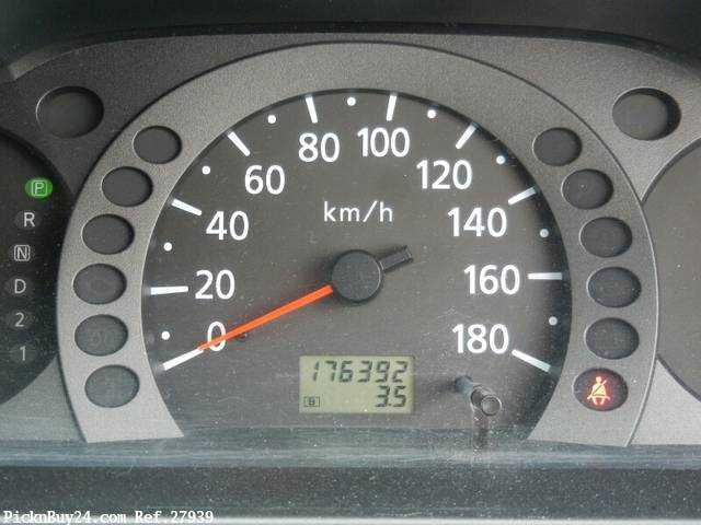 Used 2003 AT Nissan Caravan Van LC-VPE25 Image[21]