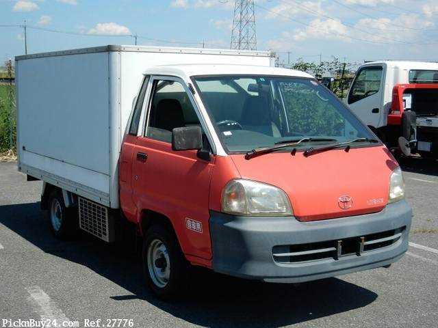 Used 2000 MT Toyota Liteace Truck KF-CM75