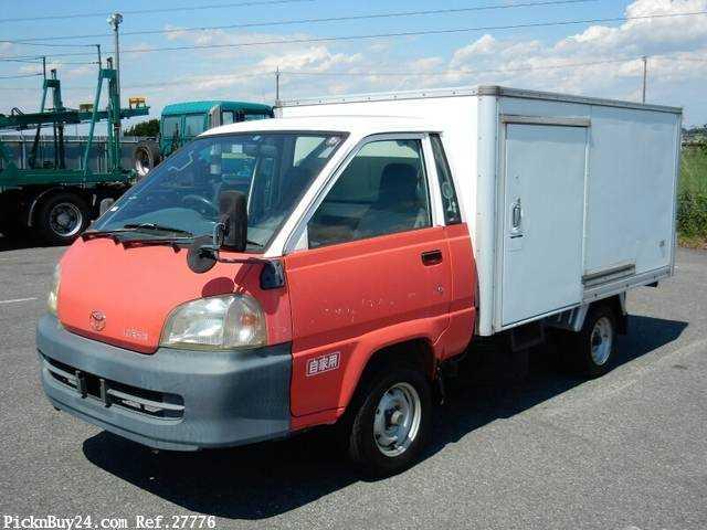 Used 2000 MT Toyota Liteace Truck KF-CM75 Image[2]