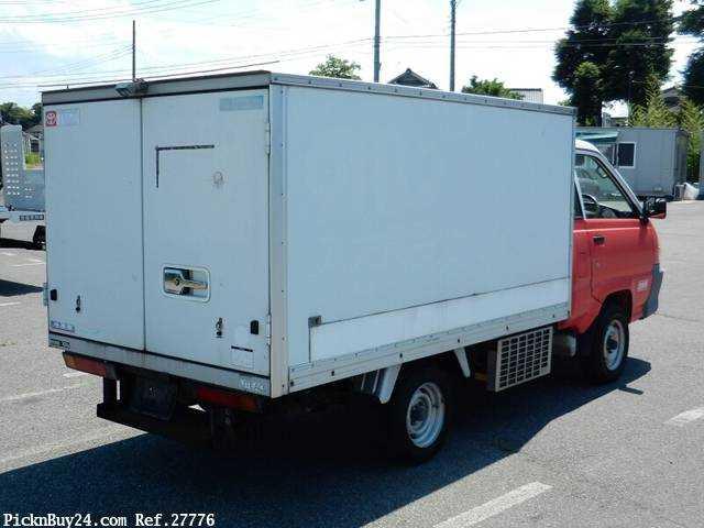 Used 2000 MT Toyota Liteace Truck KF-CM75 Image[3]
