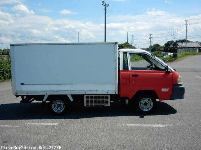 Used 2000 MT Toyota Liteace Truck KF-CM75 Image[4]