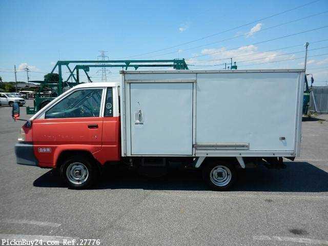 Used 2000 MT Toyota Liteace Truck KF-CM75 Image[5]