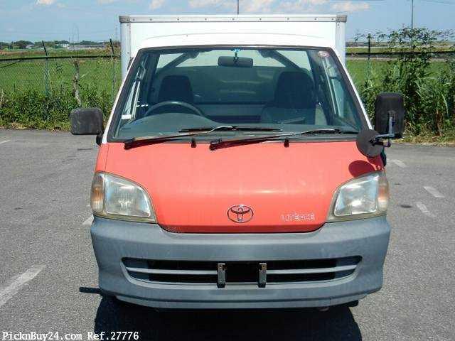 Used 2000 MT Toyota Liteace Truck KF-CM75 Image[6]