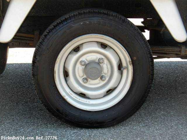 Used 2000 MT Toyota Liteace Truck KF-CM75 Image[9]