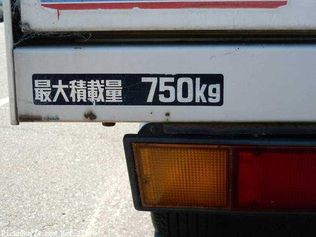 Used 2000 MT Toyota Liteace Truck KF-CM75 Image[20]