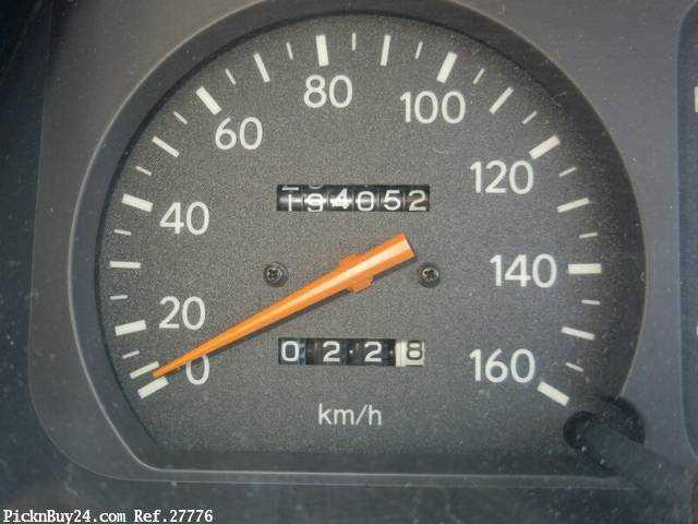 Used 2000 MT Toyota Liteace Truck KF-CM75 Image[21]