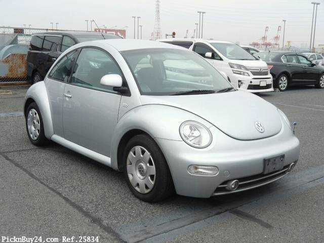 Used 2002 AT Volkswagen New Beetle GH-9CAZJ