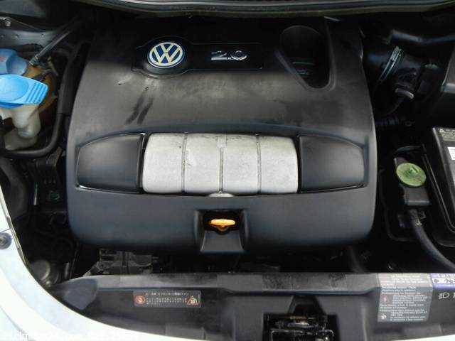 Used 2002 AT Volkswagen New Beetle GH-9CAZJ Image[22]